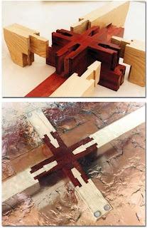 Комбинированные замковые соединения