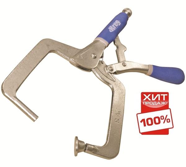 Клещи - ручные тиски (угловая струбцина) 90° Right Angle Clamp Kreg