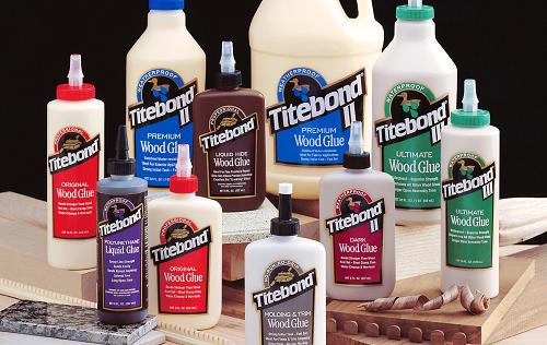 рекомендуем к покупке и использованию Клеи и герметики Titebond Тайтбонд