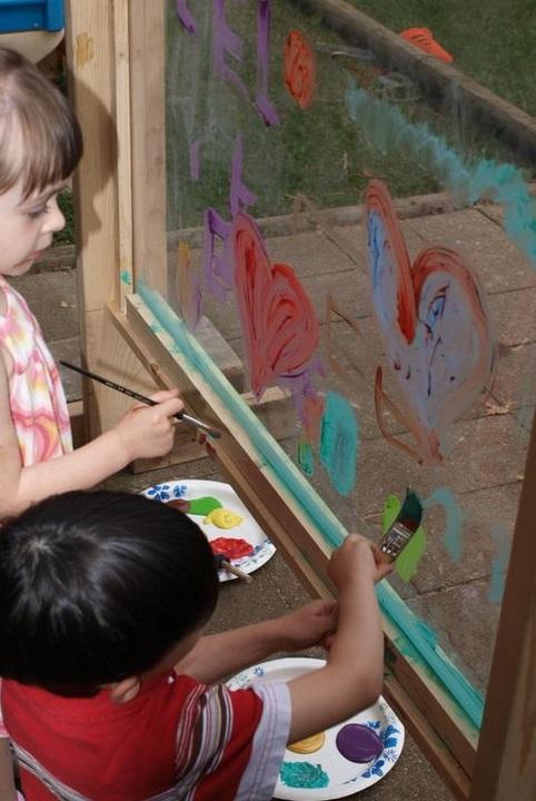  Игры на свежем воздухе - немного вашей фантазии и умелых рук, и дети будут с пользой проводить свободное время