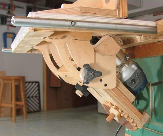 поворотный узел для фрезерного стола