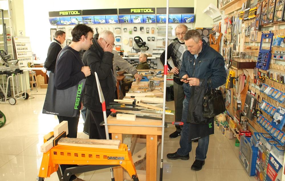 13 апреля День открытых дверей в Нижнем Новгороде Арсенал Мастера магазин инструмента