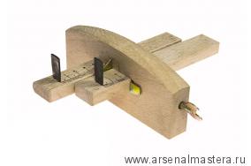 Рейсмус японский деревянный с двумя стержнями Miki Tool М00013141