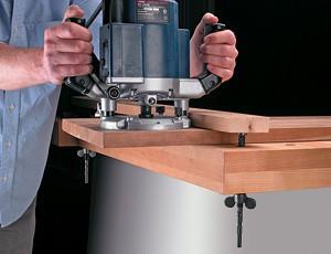 Прижим верстачный Veritas Bench Stud 05G2201 для скрытого использования