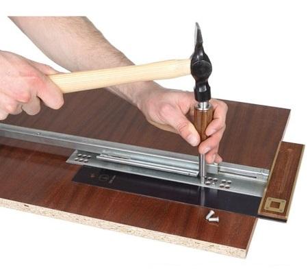 Кернер Dick для разметки отверстий для установки мебельных петель 152 мм М00005627 Di 717214