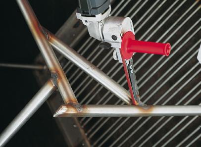 Ленточный напильник для обработки нержавеющей стали FLEX LBS 1105 VE
