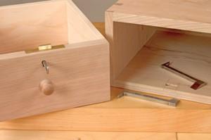 Стамески специальные Lie-Nielsen Drawer Lock LN 1-BL-DLC М00003706, в комплекте 2 шт
