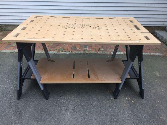 Простейшие варианты стола MFT 3