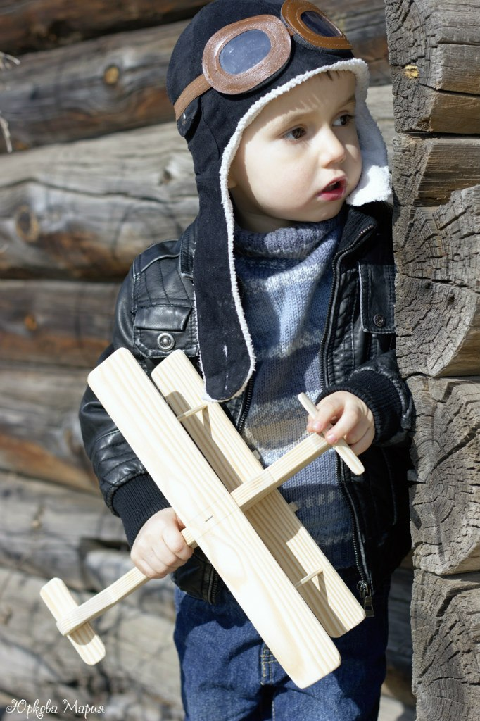 несколько работ для детей из Мастерской Чудо-дерево