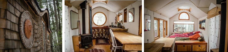 Гостевые и мини-дома самых необычных форм