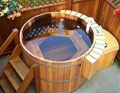 Оригинальная баня