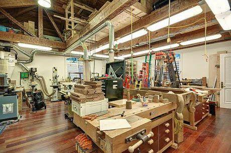 так могут выглядеть полноценные мебельные цеха