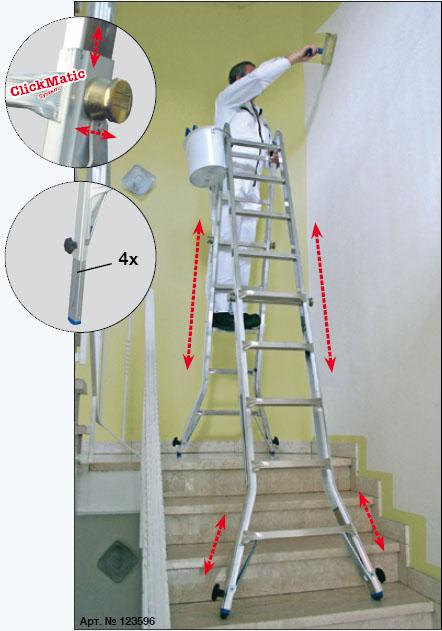 краус лестницы