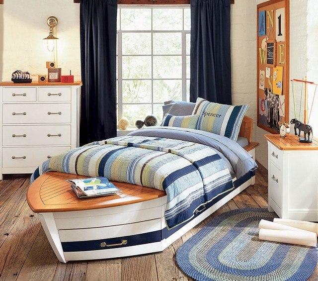 Яхта кровать