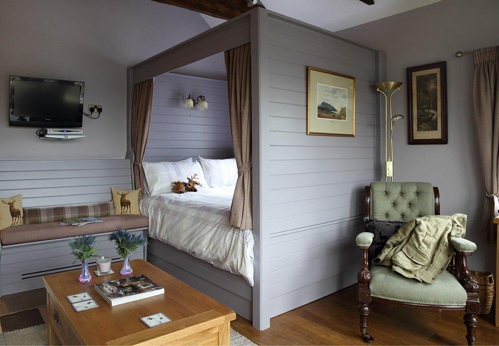 одноэтажный уютный дом