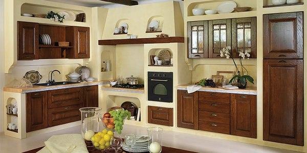 кантри кухни