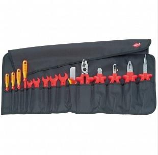 Планшет для инструмента мягкий из прочного полиэстера (Рабочая сумка Книпекс, пустая) KNIPEX 98 99 13 LE