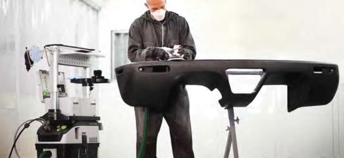  Комплект для безопасной работы с алюминиевой и углеродной пылью Festool Safety Set (мобильный пост для шлифования алюминия включая LEX 3 150/3 + LEX 3 150/5 + CTL 48)