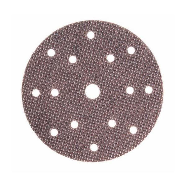 Шлифовальный круг на сетчатой синтетической основе Mirka ABRANET HEAVY DUTY 150мм 15 отверстий Р40 в комплекте 25 шт. (Мирка Абранет Хэви Дьюти)