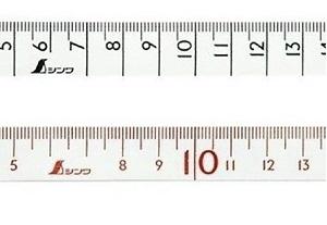 Лента измерительная гибкая Shinwa 1.5 м