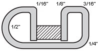 Комплект из 2х стружков Veritas Cornering Tool Kit 05K5030 для работы с фасками