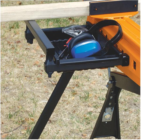 Лоток для ручных инструментов и принадлежностей для переносных тисков CMT CMT200-01 и Triton SJA200