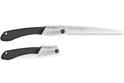 Пила ножовка столярная складная японская Silky Gomboy 240