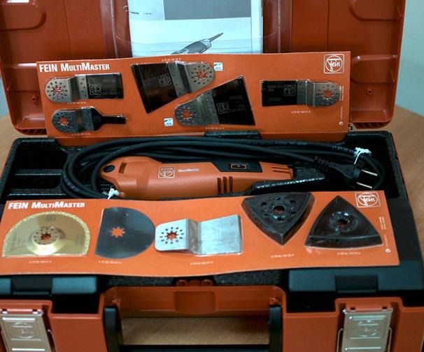 Осциллирующий инструмент Fein FMM 350 Q MultiMaster купить дешево по низкой цене и акции