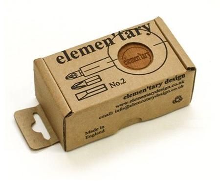 Набор отверточный Elementary N2: короткая рукоять + 6 насадок TF Elementary Screwdriver set 2