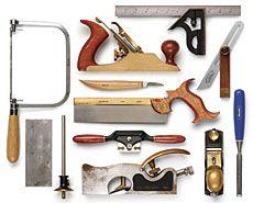 Полезно Стартовый набор ручного инструмента столяра краснодеревщика