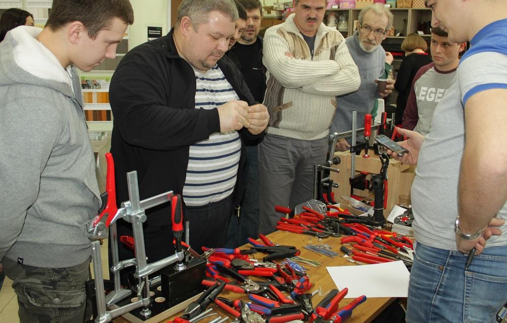 в Нижнем Новгороде для профессионалов, мастеров и любителей хорошего инструмента прошел Праздник Немецкого Инструмента