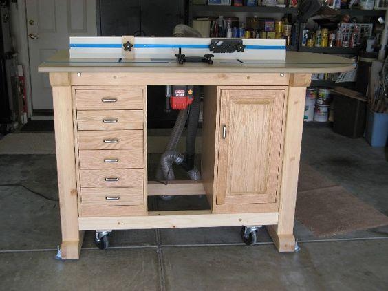 фрезерный стол помогает довольно быстро сделать изделия с красивыми сложными формами: будь то домашний шкафчик или шкатулку