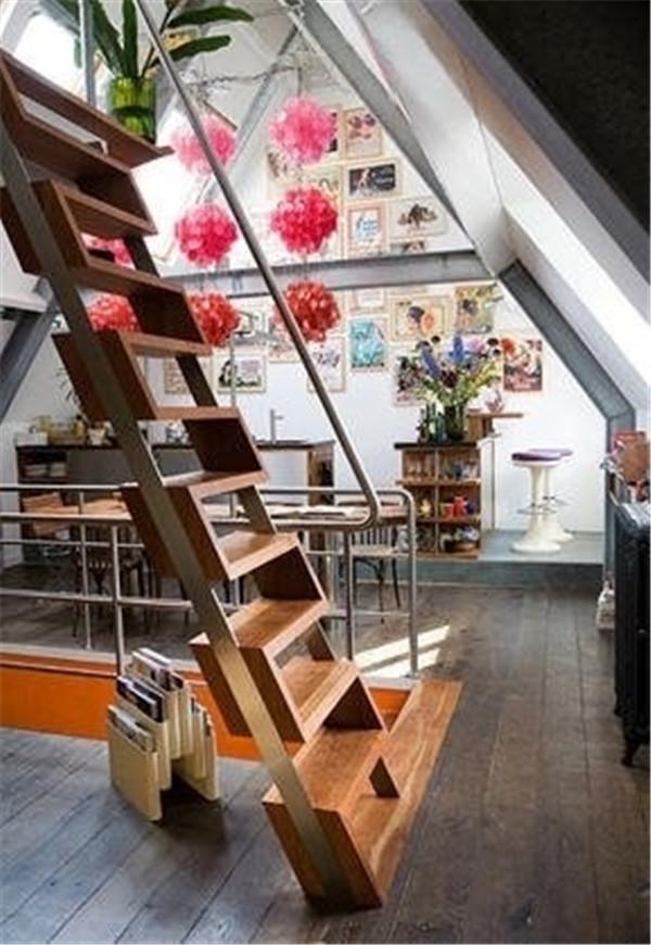 интересные идеи, удивительные решения, неожиданные применения и просто красивые лестницы