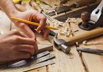 Плотницкие ручные инструменты ВИДЕО Соединение на шип