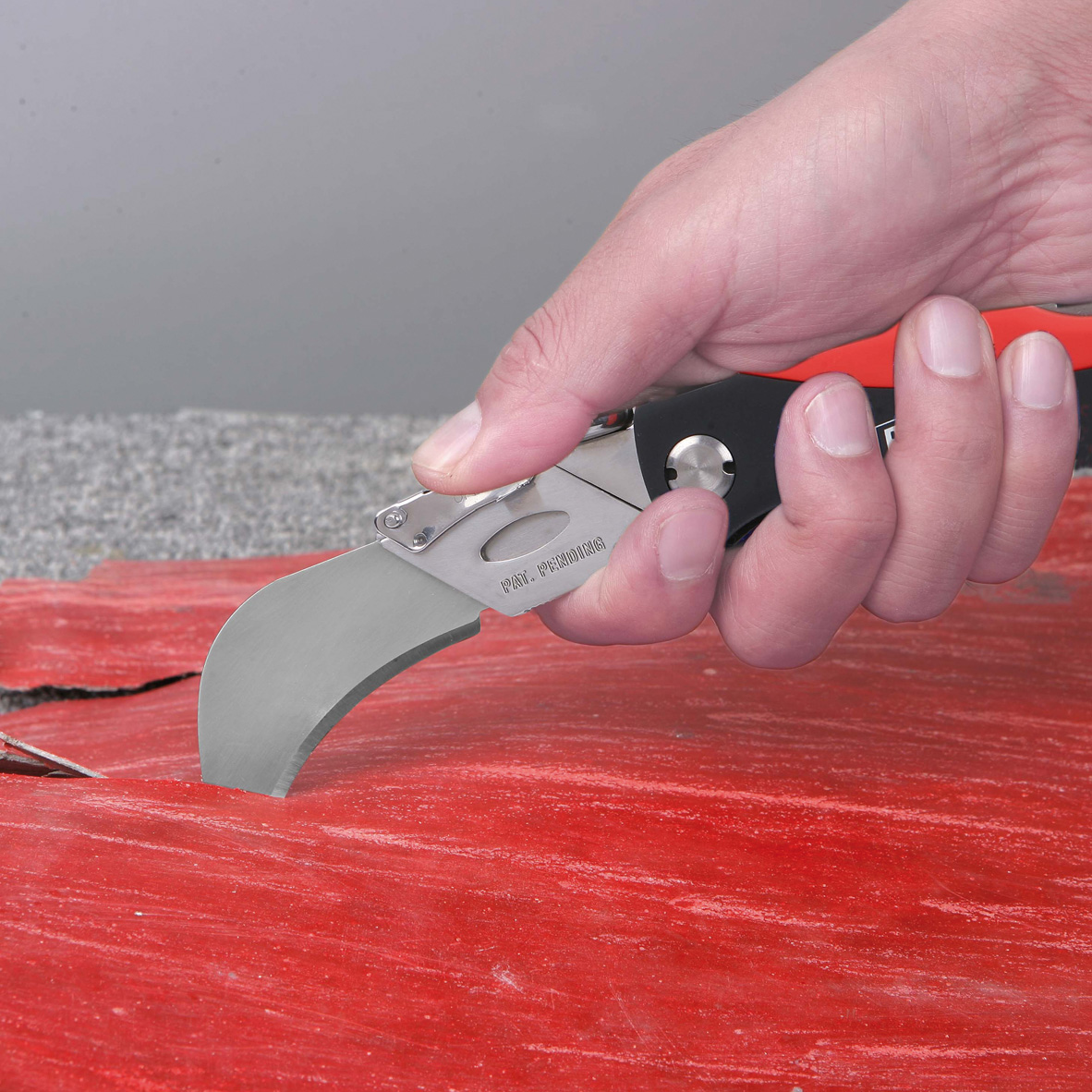 Нож складной строительный Bessey (Бессей) ER-DBKPH-SET в наборе со сменными лезвиями