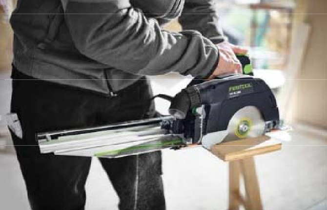 Дисковая пила FESTOOL HK 55 EBQ-Plus-FSK420 Фестул HK 55