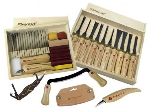 Представляем FlexCut: инструменты для резчика