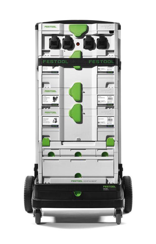 Портал-удлинитель электрический SYS-PowerHub