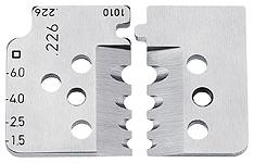 Клещи для обжима концевых гильз (ОБЖИМНИК ручной) KNIPEX 97 72 180