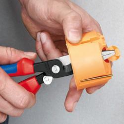 KN-1392200  Многофункциональные клещи (плоскогубцы) для электромонтажных работ KNIPEX 13 92 200