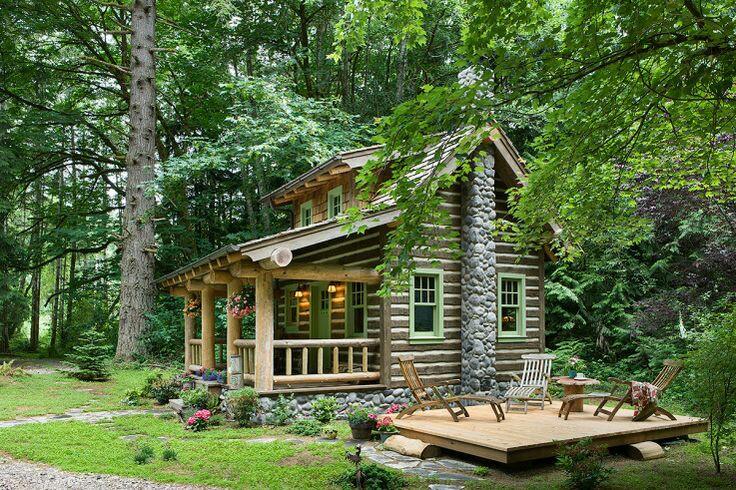 Привлекательные загородные дома