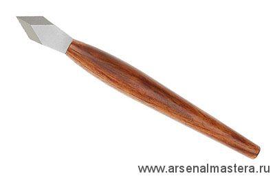 Нож разметочный стреловидный Hattori