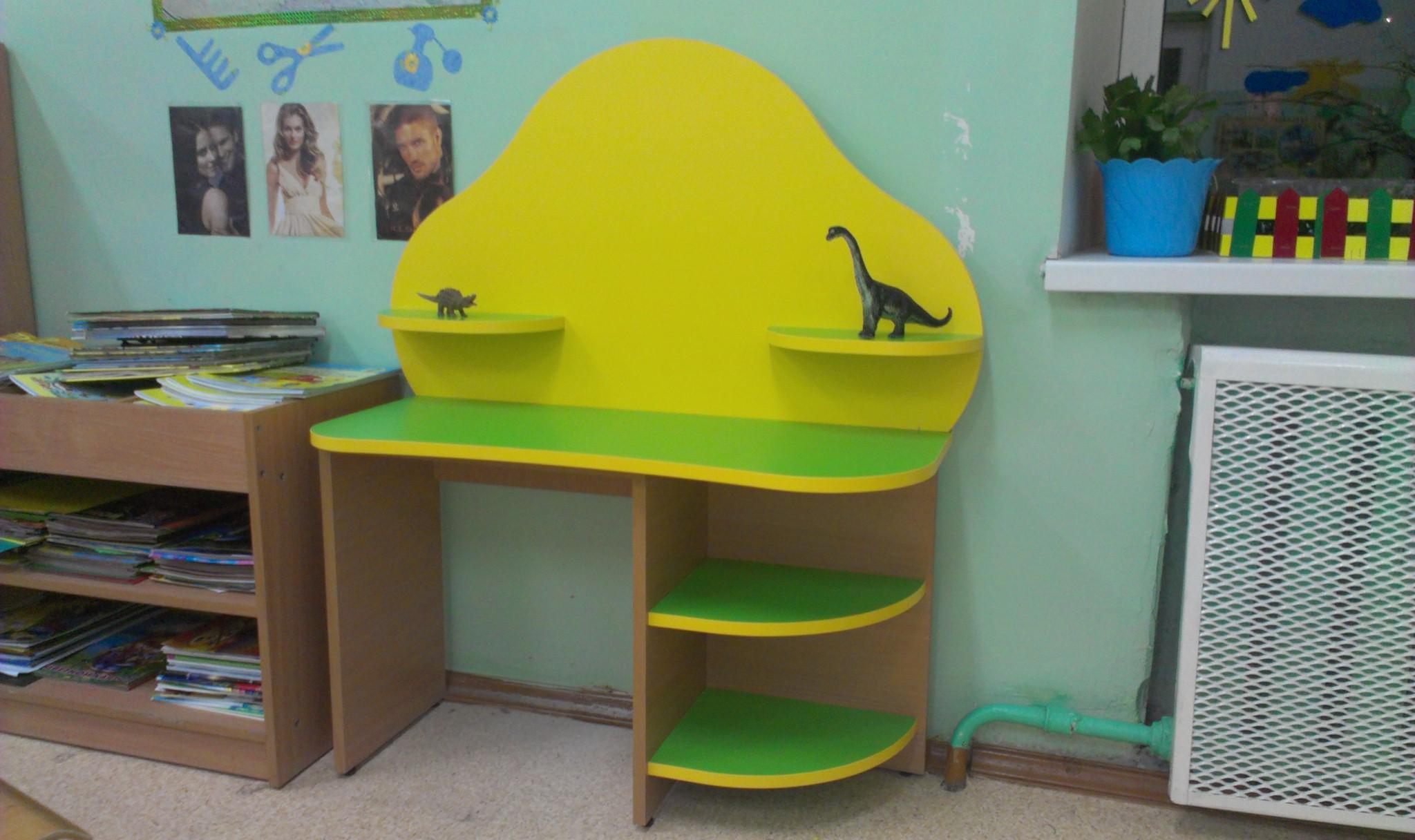 Андрей из г Гомель. Детская игровая мебель