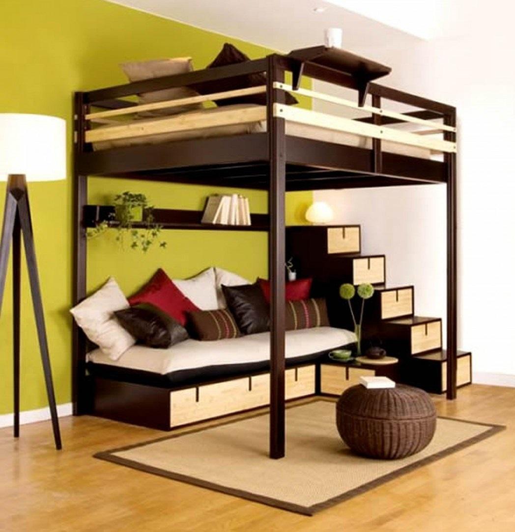 Элементы лестниц в мебели