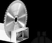 Пильный диск с плоскими зубьями 210x2,2x30 F36