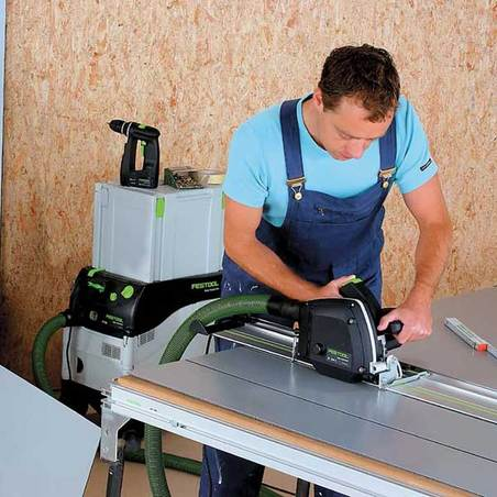 Дисковый фрезер Festool PF 1200 E-Plus Alucobond - профессионал по композитам