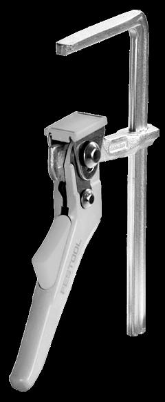 Рычажная струбцина FS-HZ 160