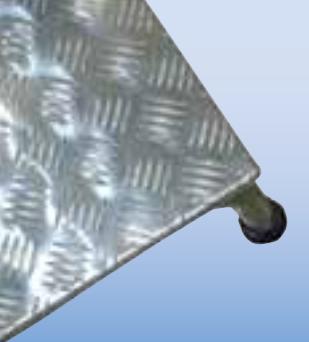 Монтажная алюминиевая подставка Krause Stabilo