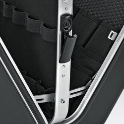 Чемодан для инструментов «BIG Twin-Move» со встроенными роликами и выдвижной ручкой KNIPEX 00 21 41 LE
