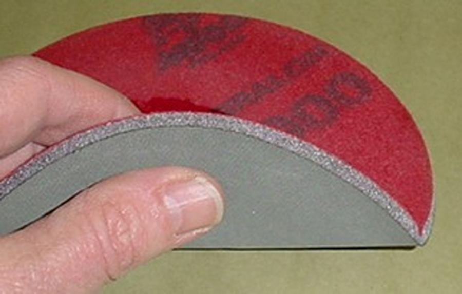 Шлифовальный круг на тканевой поролоновой синтетической основе  Mirka ABRALON